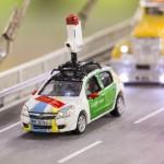 Nahaufnahme unseres Mini-Street-View-Autos Quelle: Boerner/Google.